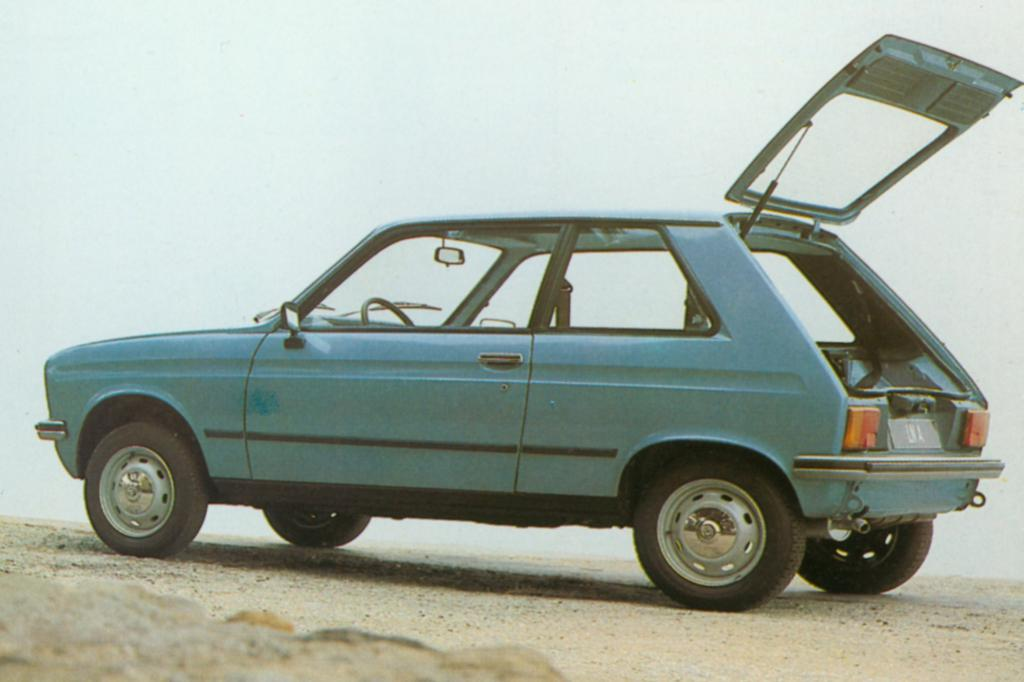 Citroen LNA 1978