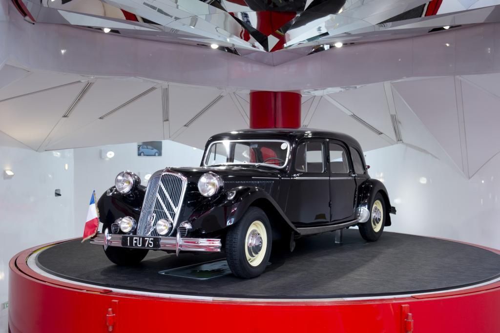 Citroen Traction Avant ab 1951