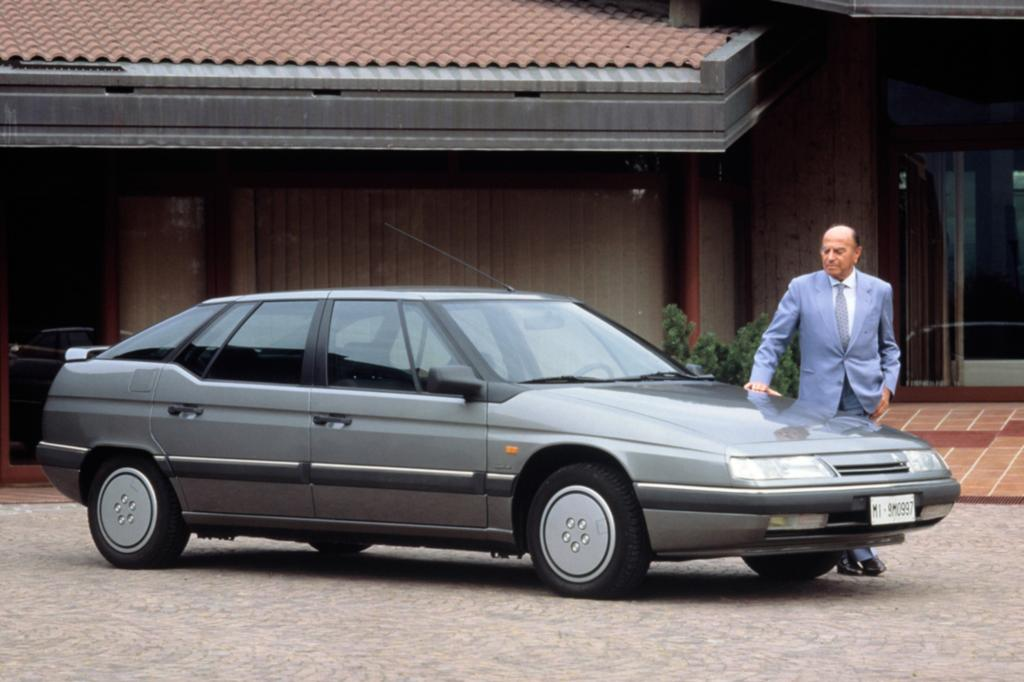 Citroen XM 1989