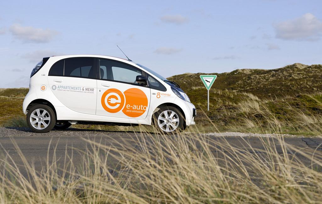 Citroen startet Elektro-Carsharing-Projekt