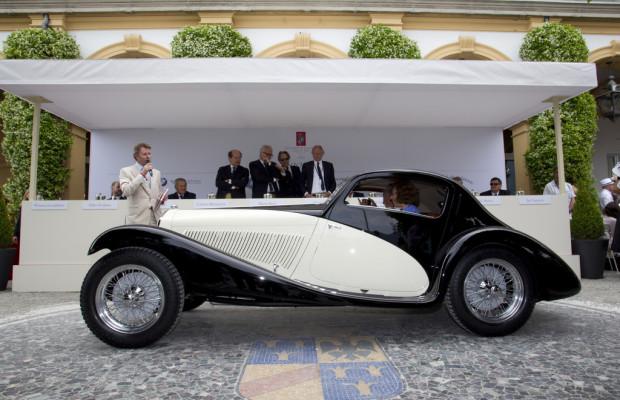 Concorso d'Eleganza: Alfa Romeo gewann drei Trophäen
