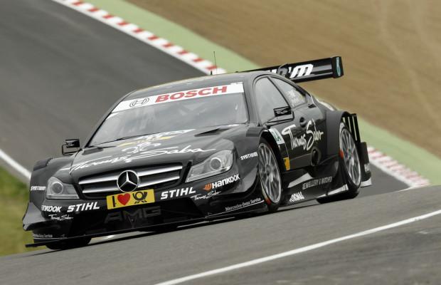 DTM 2012: Paffett siegt in Brands Hatch