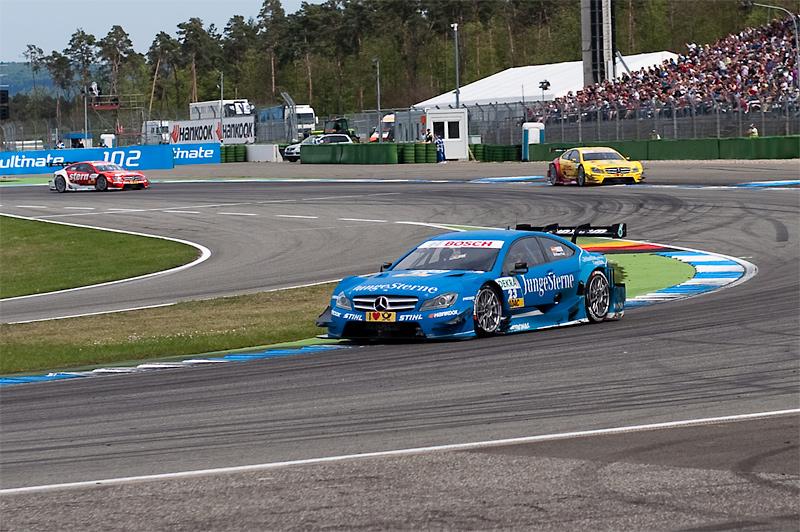 DTM-Auftakt in Hockenheim: BMW meldet sich zurück