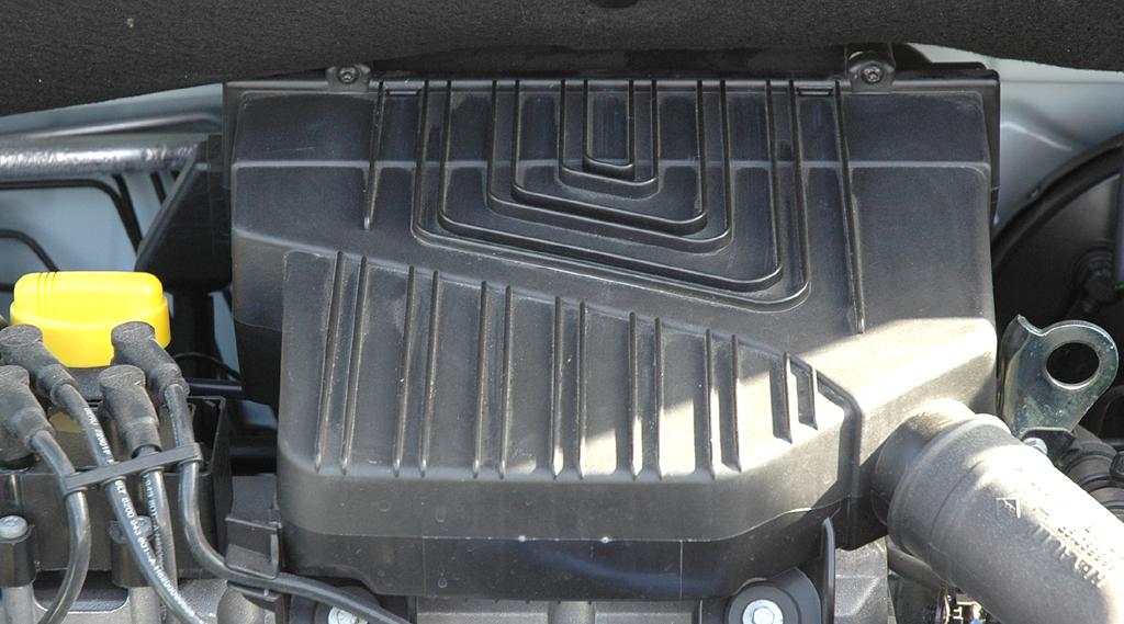 Dacia Lodgy: Blick unter die Haube. Zwei Benziner und zwei Diesel stehen zur Wahl.