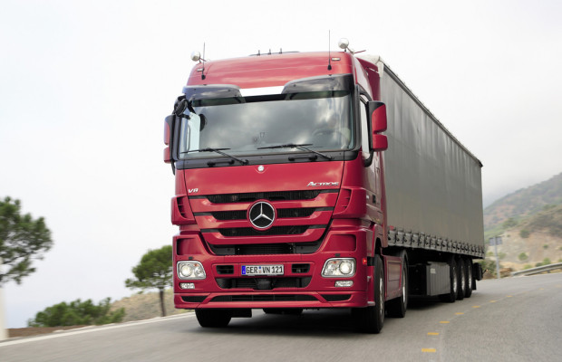 Daimler bringt Predictive Powertrain Control