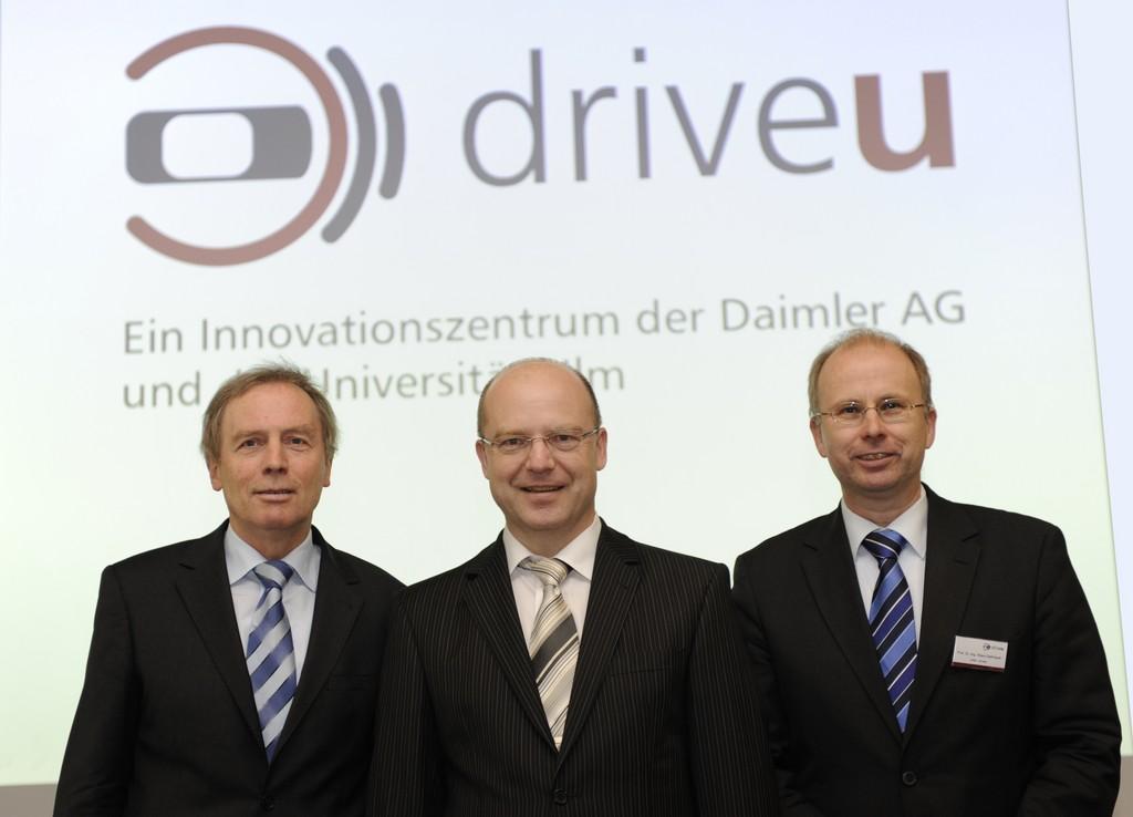 Daimler und Uni Ulm gründen Forschungsinstitut