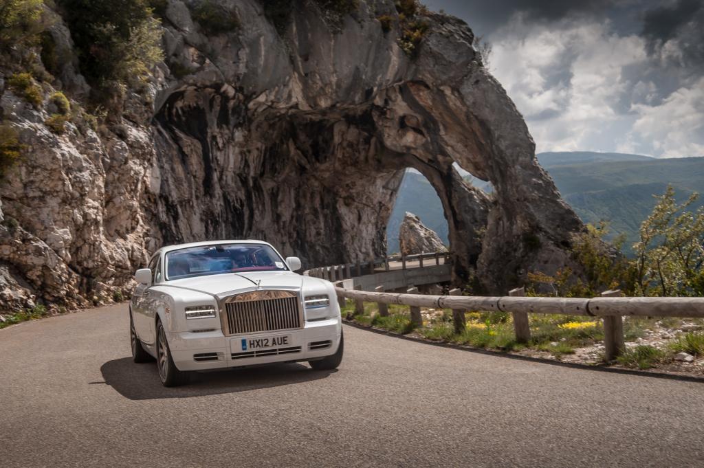 Das viersitzige Coupe gibt es zum Gegenwert einer Luxus-Immobilie
