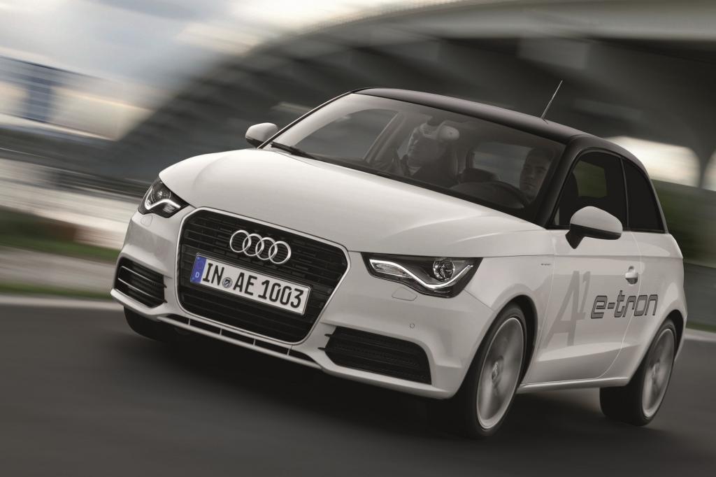 Der Audi A1 e-tron erhält einen stärkeren Wankelmotor
