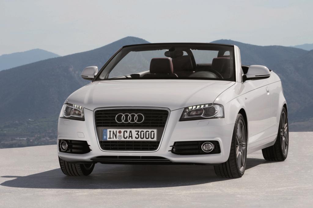 Der Audi A3 ist die Edel-Version des offenen Golf