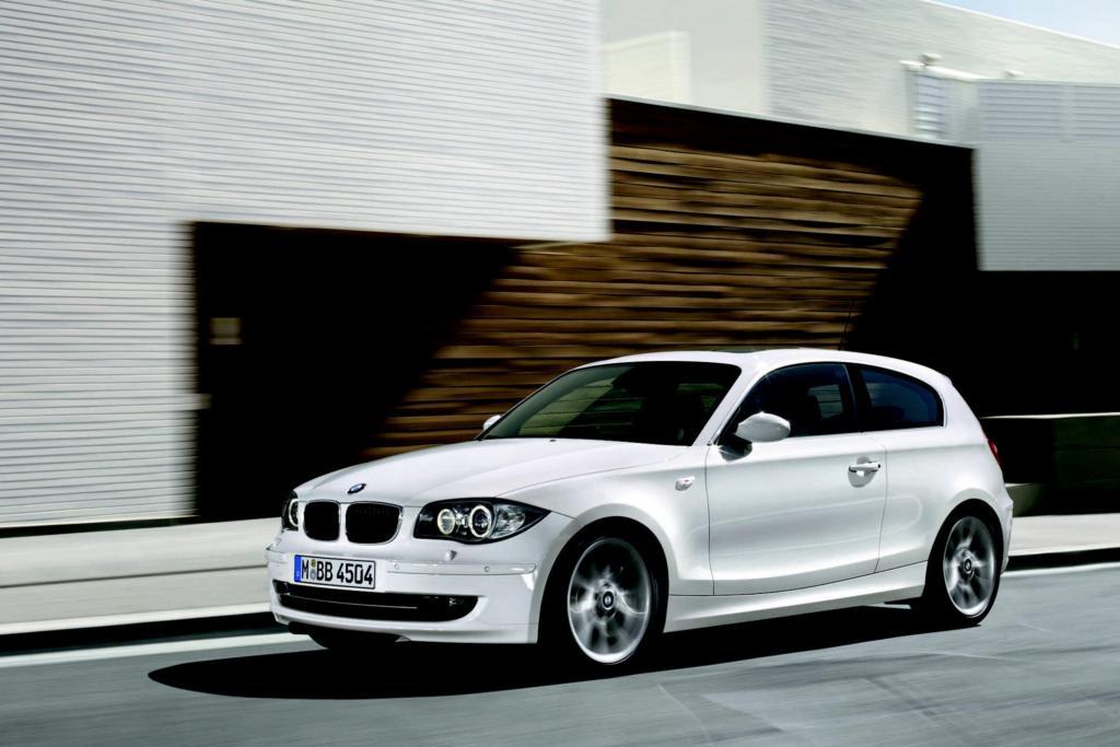 Der BMW 1er ist der Dynamiker in der Kompaktklasse
