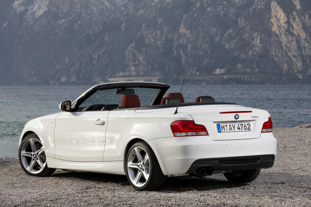 Der BMW ist der Sportler unter den Kompakt-Cabrios