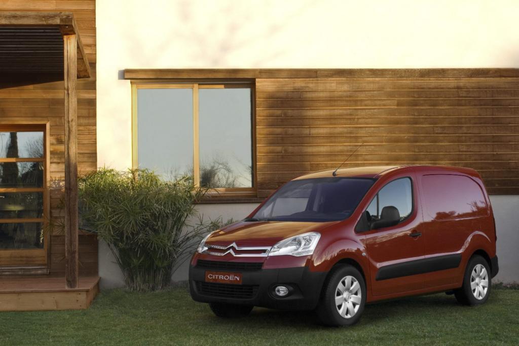 Der Citroen Berlingo nutzt die gleiche Technik wie der Partner von Peugeot