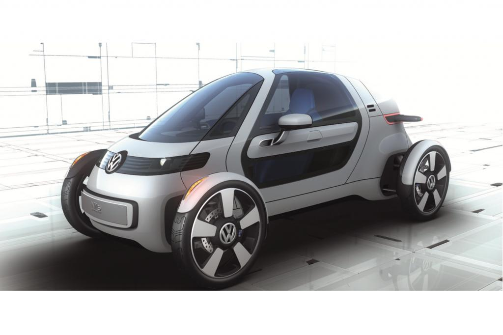 Der VW Nils ist ein reiner Einsitzer