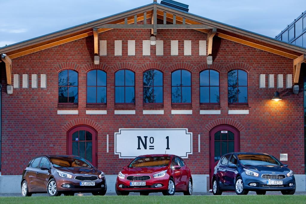 Der neue Kia Cee'd: Klasse statt Masse