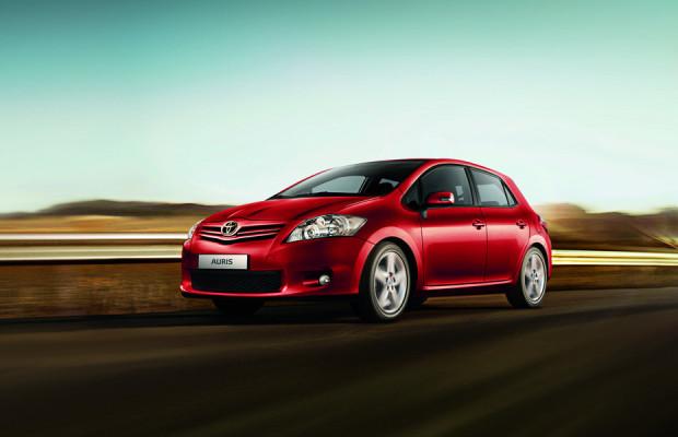 Design-Paket für Toyota Auris