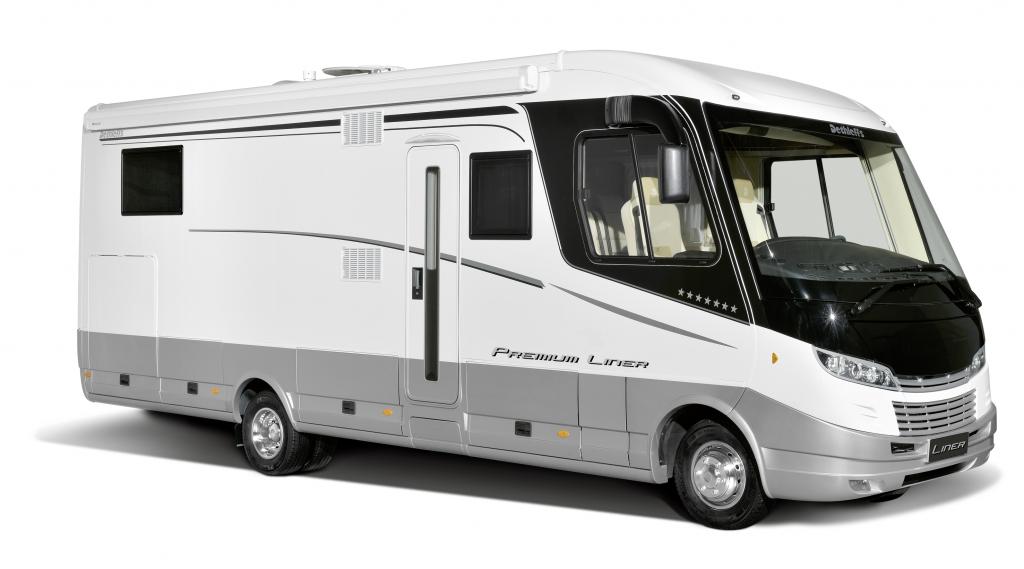 Dethleffs sucht Tester für Luxus Wohnmobil Premium Liner