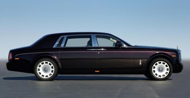 Die Limousine misst 6,10 Meter
