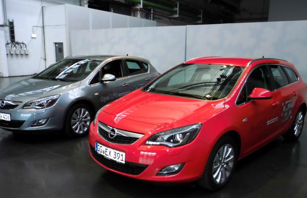 Die Opel-Alternativen: Rüsselsheimer bauen ihre Erd- und Autogasflotte aus