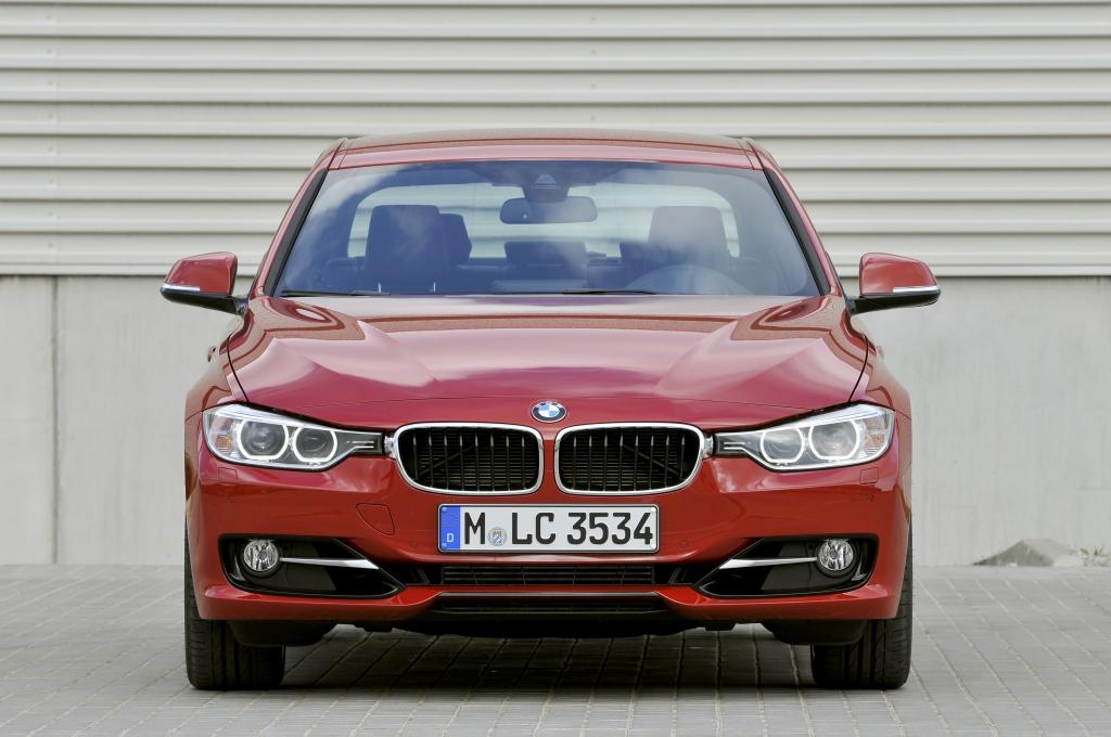 Die neue BMW 3er Limousine - Sport Line