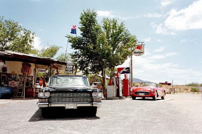 Die schönsten Urlaubsstrecken – Route 66 - Bild: Wikipedia