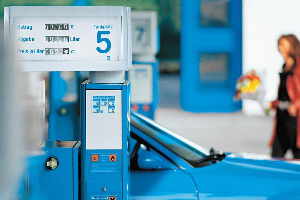 Dieselkraftstoff: Deutschland beim Schwefel Spitze