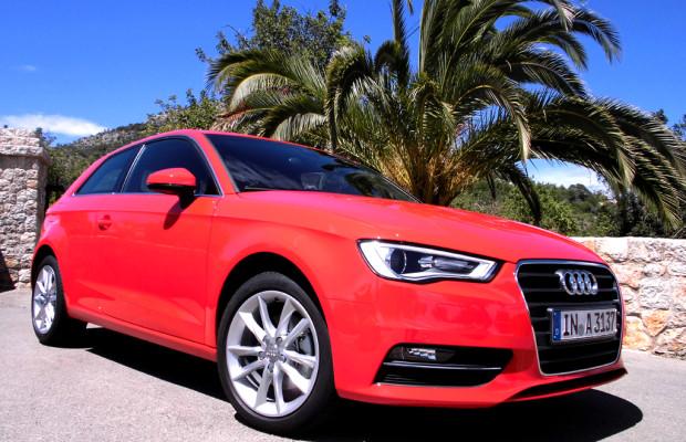 Dritte Generation: Audis A3-Neuauflage geht vorerst mit drei Motoren in Verkauf