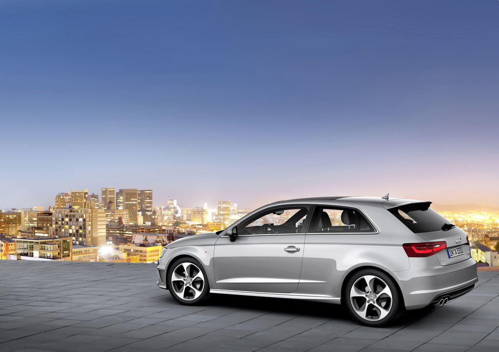 Ein Ausblick auf den Audi A3: Bruder Leichtfuß und der MQB