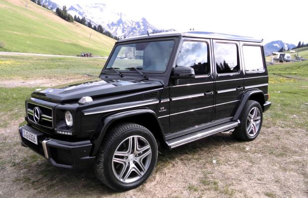 Einfach unverwüstlich: Mercedes kündigt modellgepflegte G-Klasse noch für Juni an