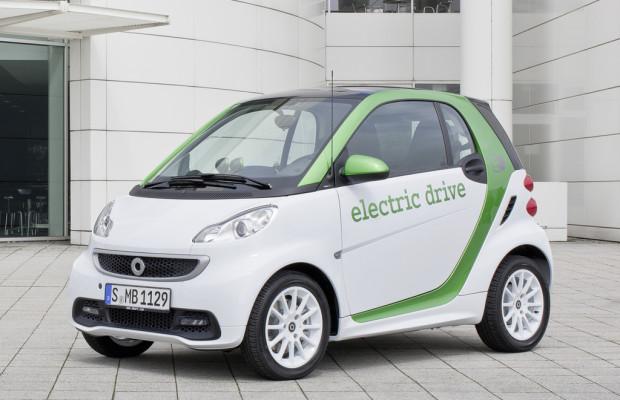 Erste Elektro-Rallye am Bodensee