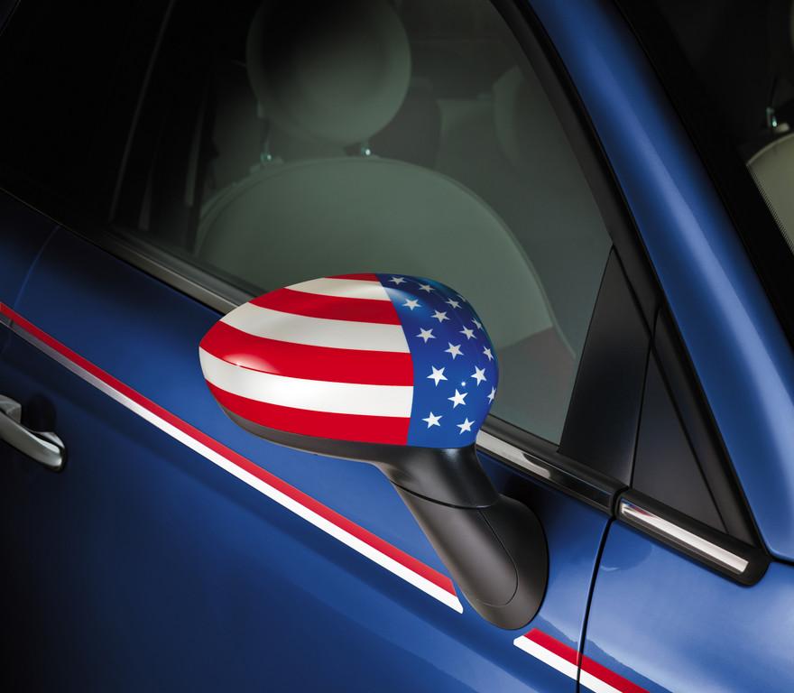 Erster Fiat 500 America geht nach Deutschland!