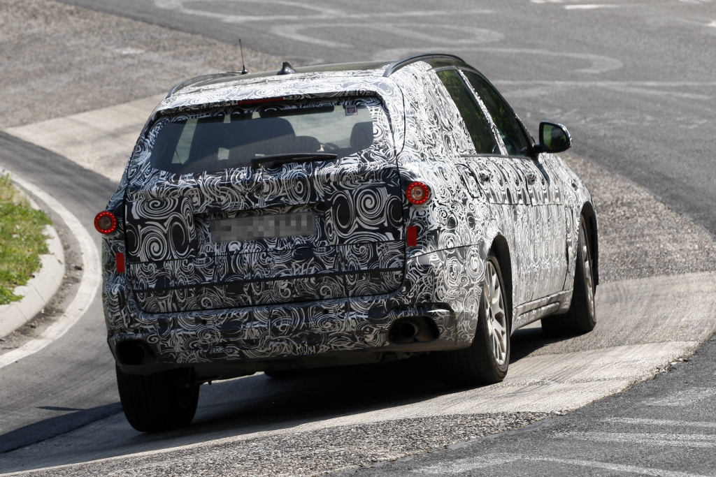 Erwischt: Erlkönig BMW X5 – Der XXL-Bayer