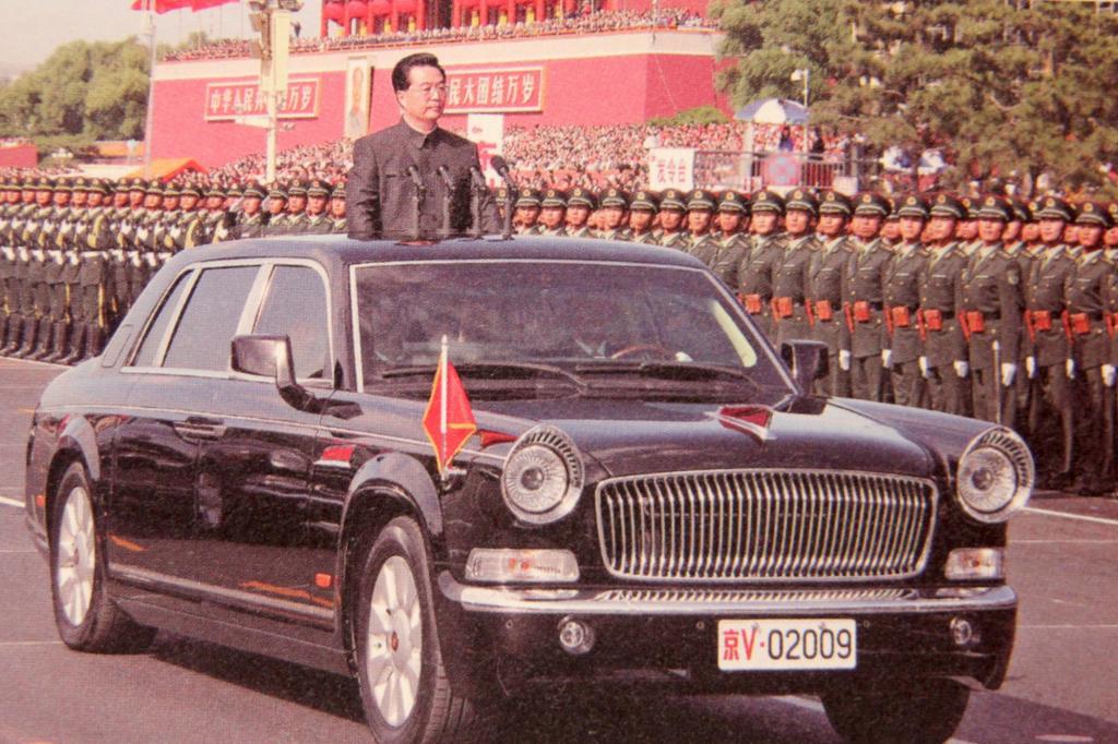 Für Maos Nachfolger wurde das Modell modernisiert
