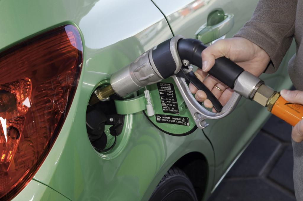 Fahren mit Gas: Voller Tank und halbe Rechnung