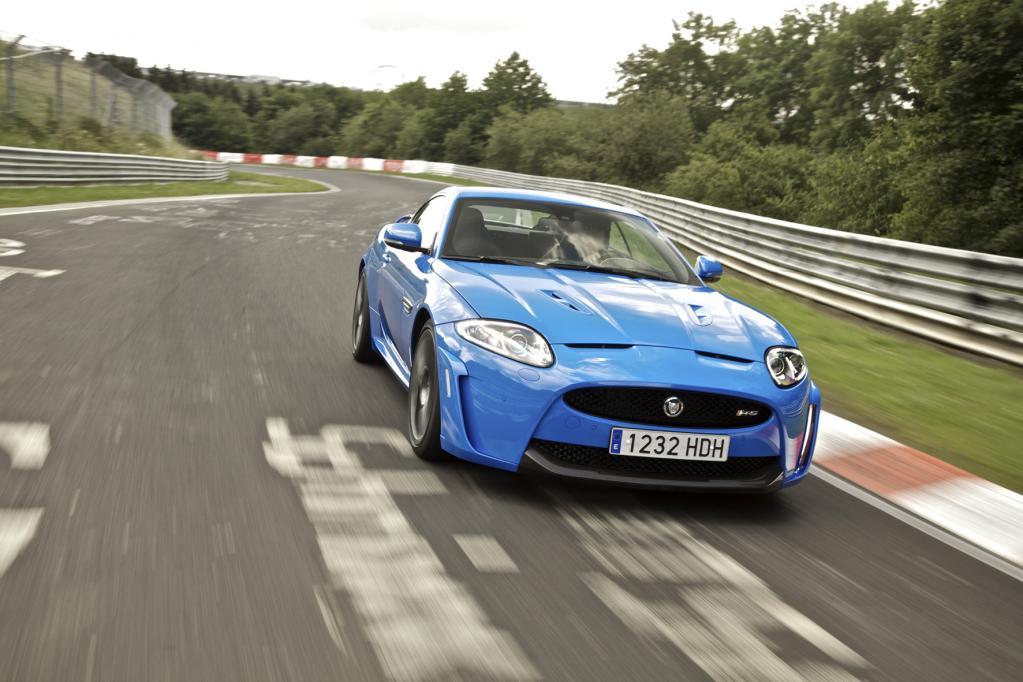 Feintuning auf dem Nürburgring am Beispiel Jaguar