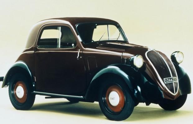 Fiat Topolino fährt die Mille Miglia für einen guten Zweck