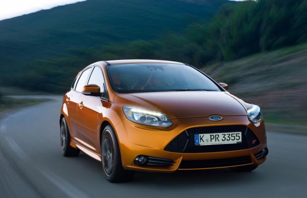 Ford Focus ST ab 27 950 Euro erhältlich