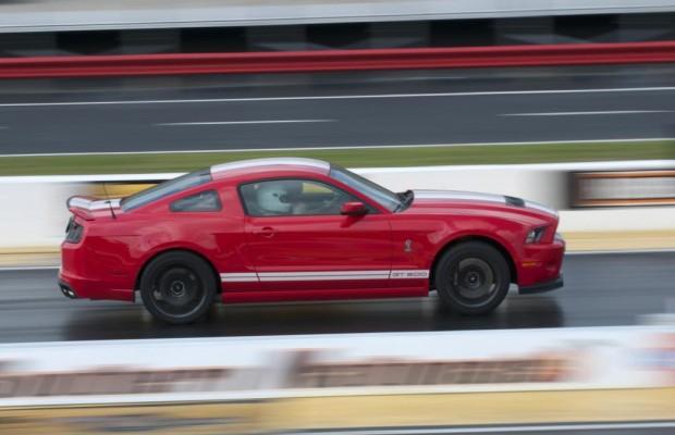 Ford Shelby GT 500: Stärkstes US-Serienauto aller Zeiten