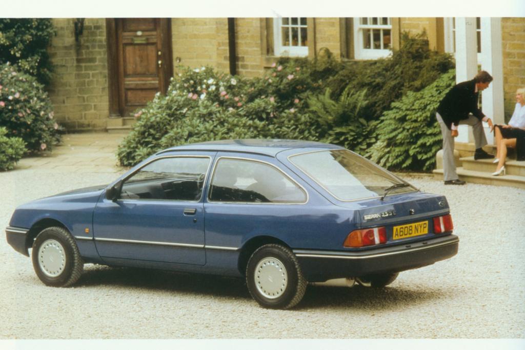 Ford Sierra 3-türig 1984