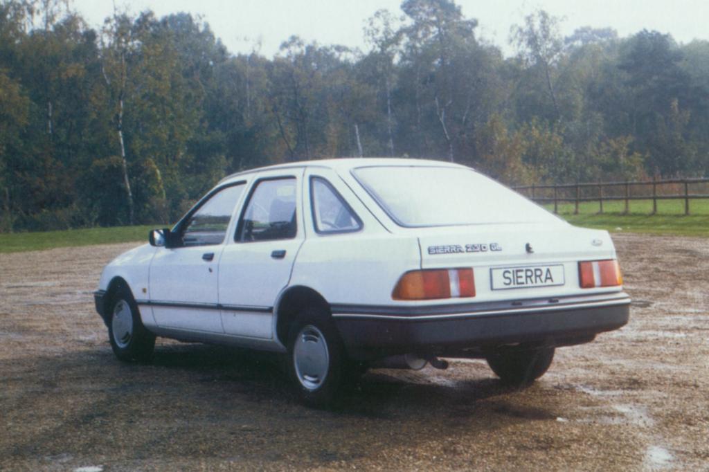Ford Sierra Diesel 1982