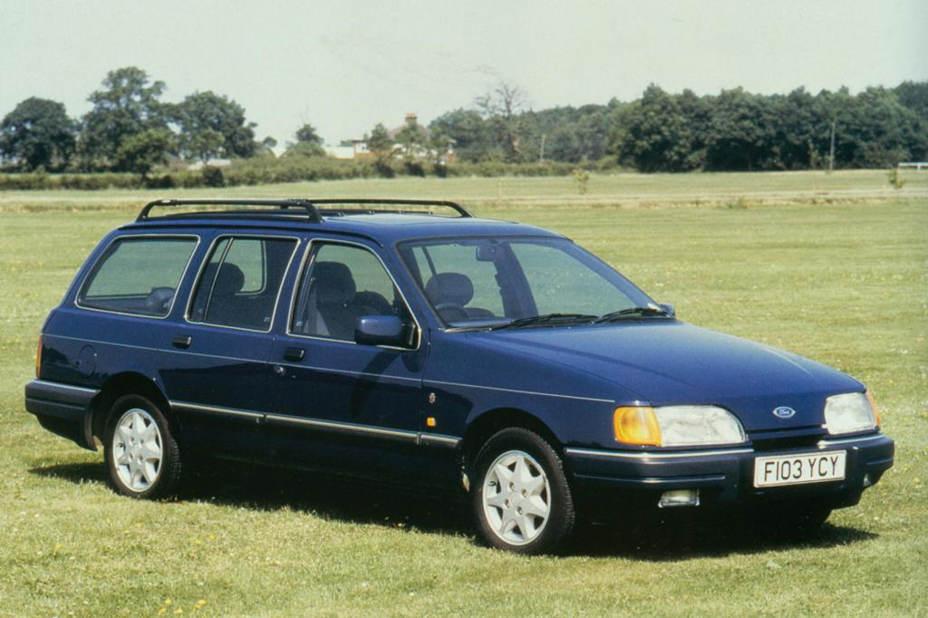 Ford Sierra Estate BZW Turnier 4x4 Jahr 1988
