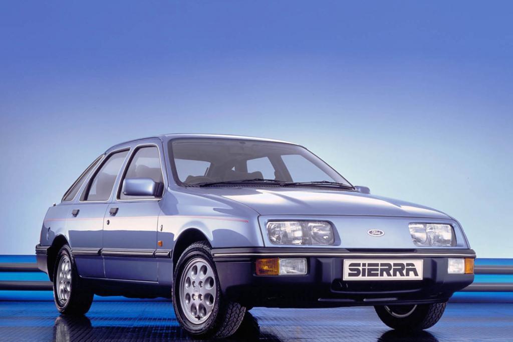 Ford Sierra Ghia ab 1982