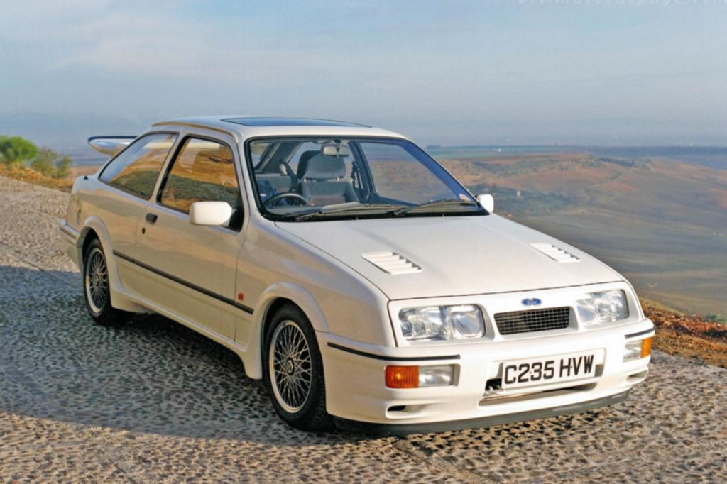 Ford Sierra RS Cosworth 1985