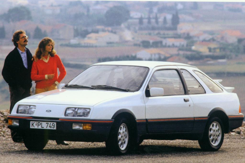 Ford Sierra XR4i Jahr 1983