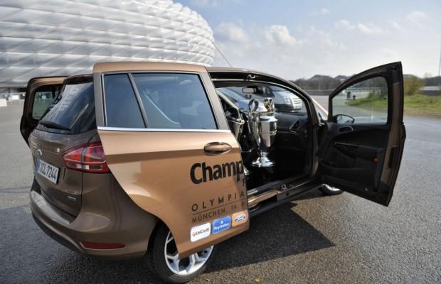 Fords Sponsor-Aktivitäten zum Chamions League-Endspiel