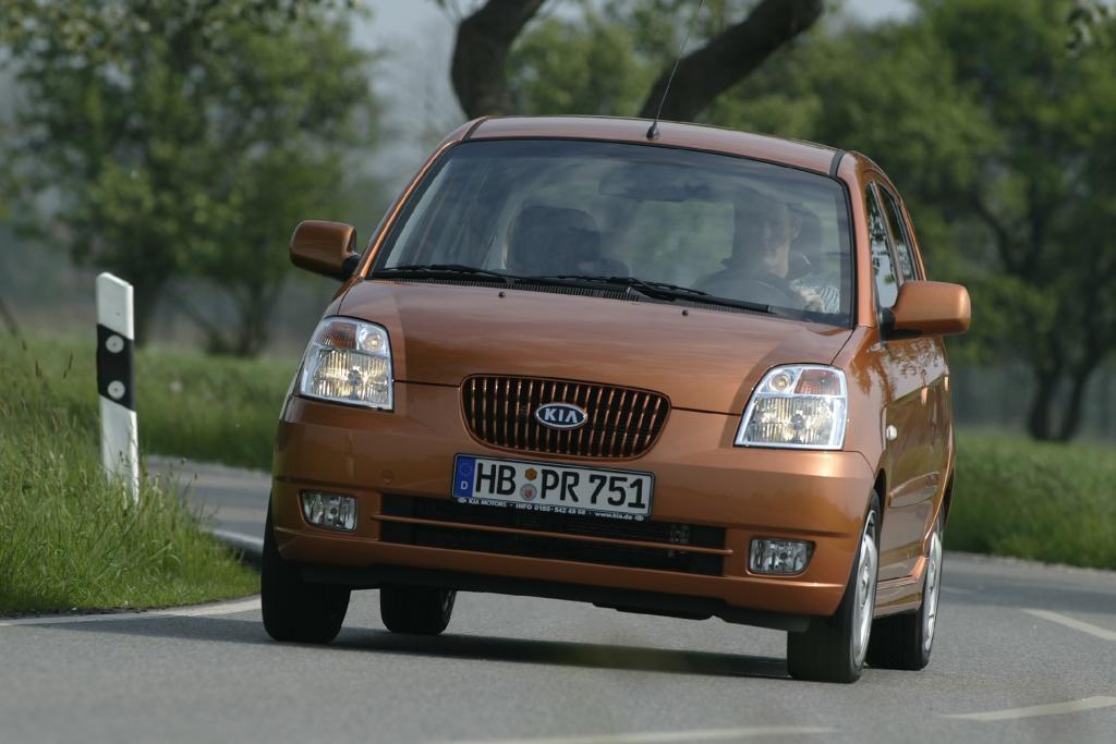 Gebrauchtwagen-Check: Kia Picanto - Vor allem preiswert