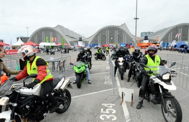 Größte Motorrad-Probefahrtaktion geht weiter