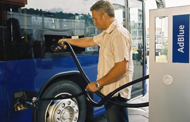 Harnstoff an der Tankstelle - Neue Zapfsäule für Diesel-Fahrer