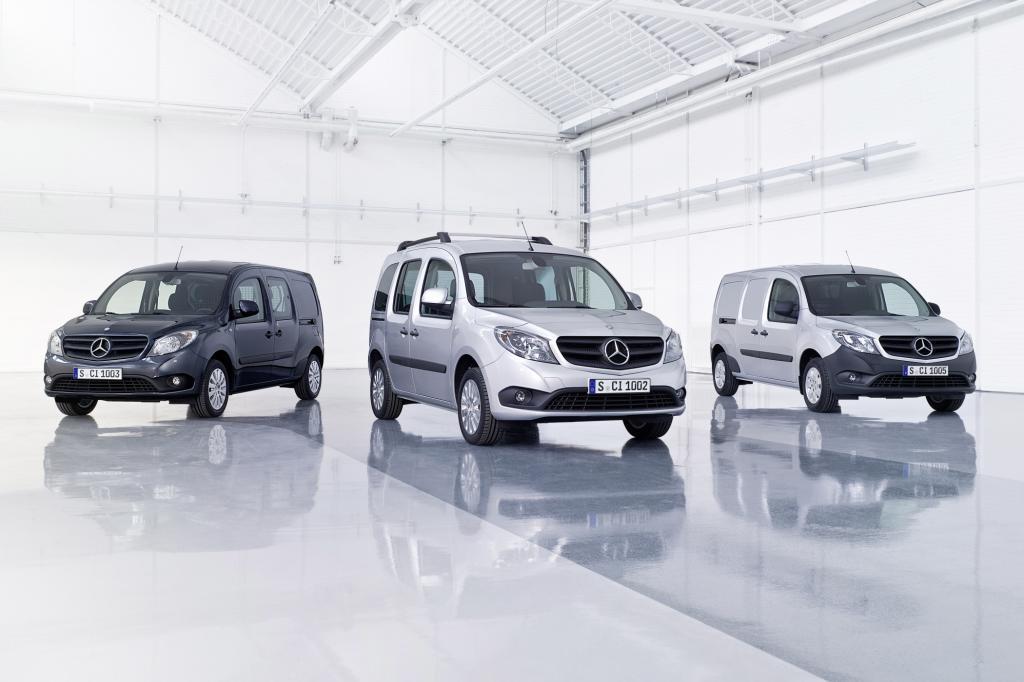 Hochdach-Kombis - Mercedes Citan, Opel Combo und die Konkurrenz