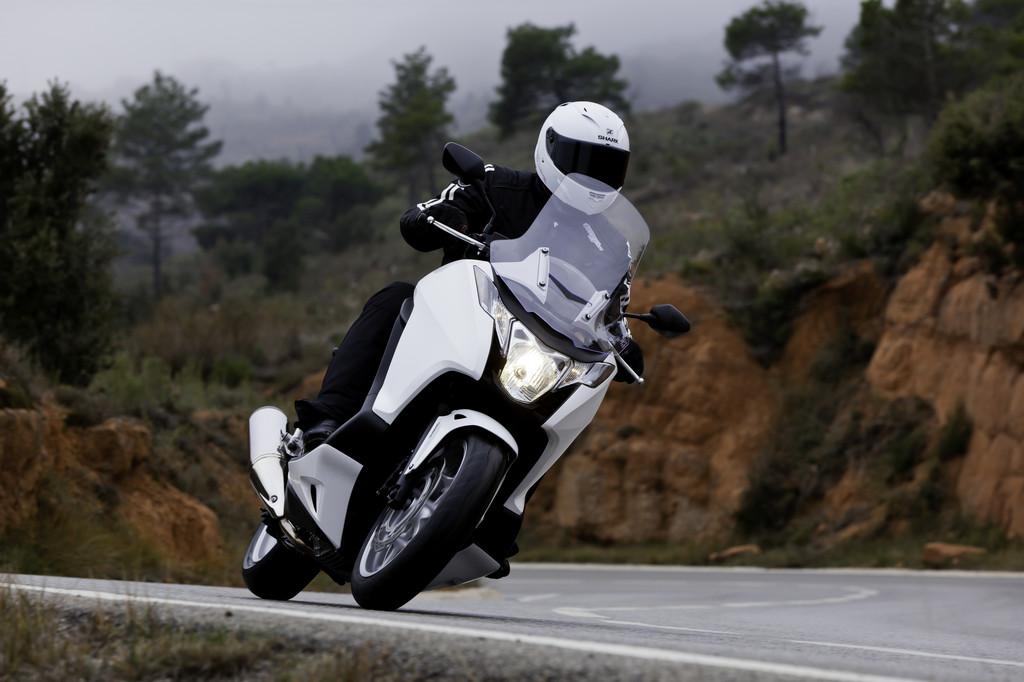 Honda-Sicherheitstraining jetzt auch für Rollerfahrer
