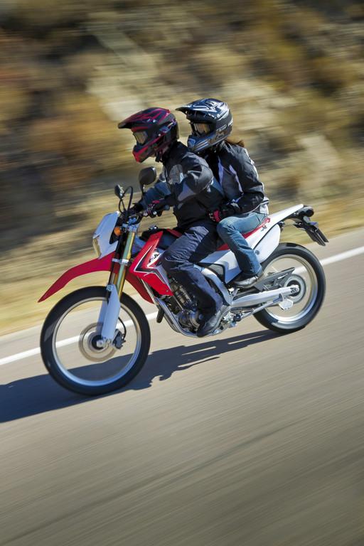 Honda bringt CRF 250 L für unter 4000 Euro